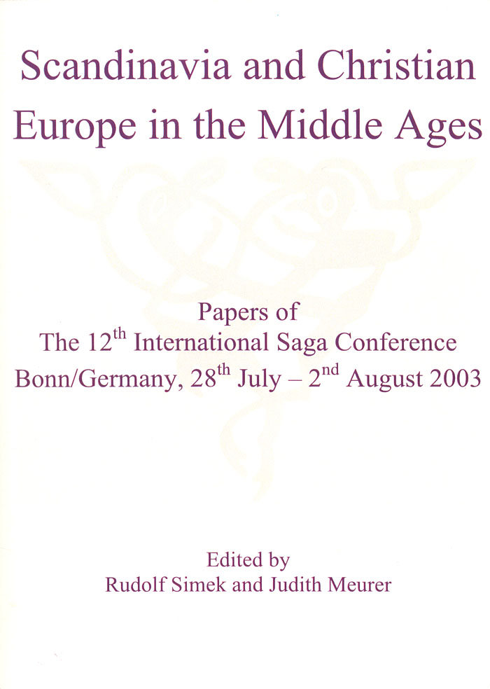 The Twelfth International Saga Conference
